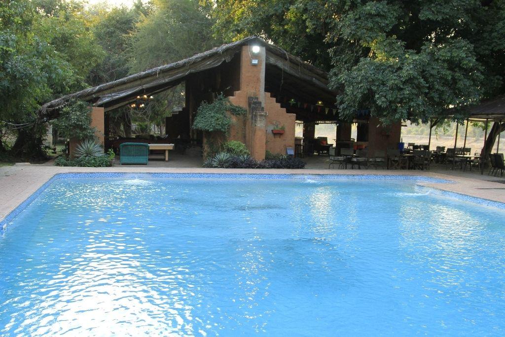 Croc Valley Lodge Pool