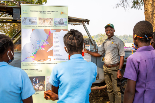 Zambia Carnivore Conservation