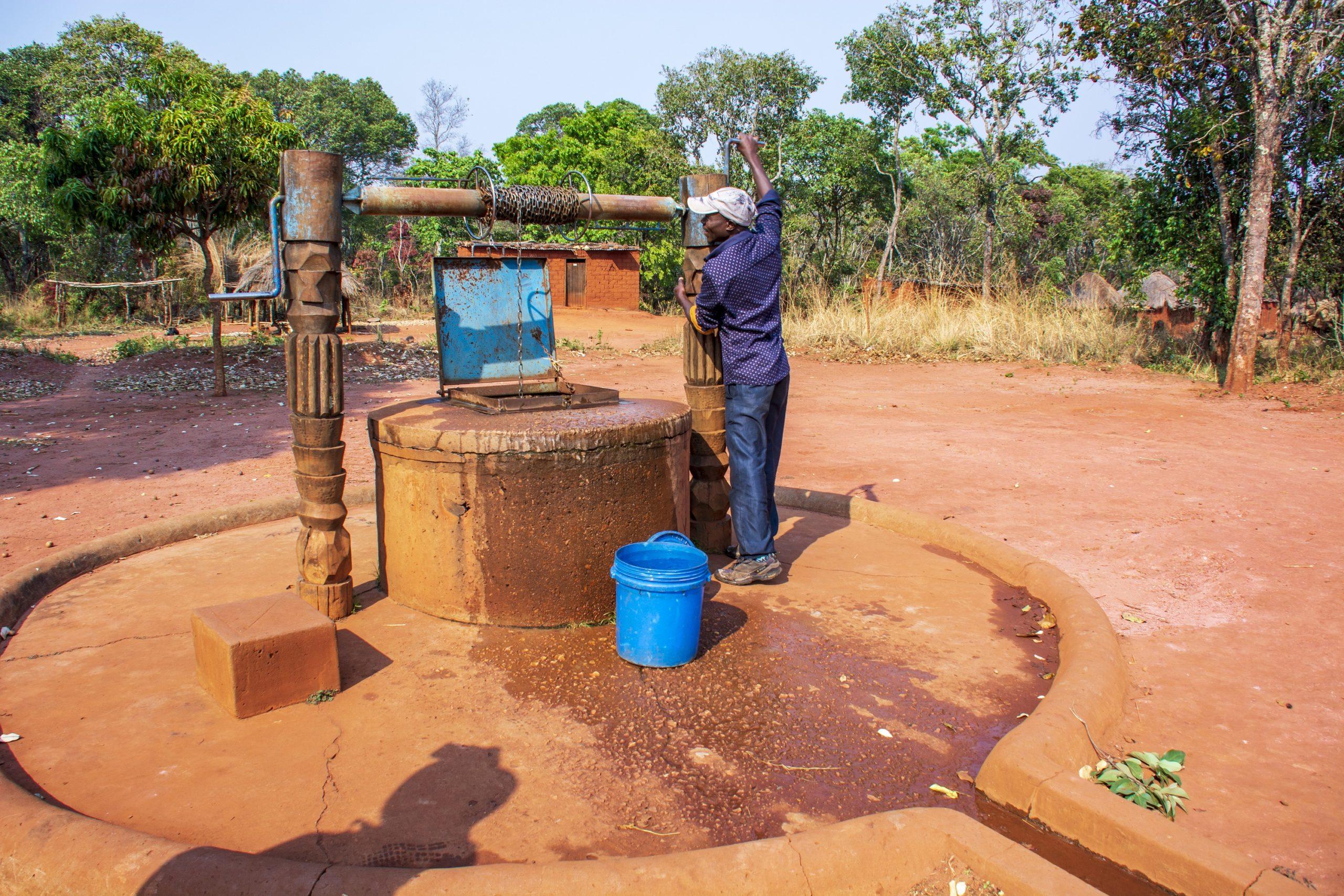 The Source of the Zambezi